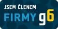 Tvorba webů na portálu Firmy G6